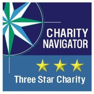 charity navigator 3 stars